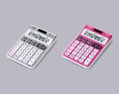 CASIO ワイヤレステンキー電卓ミニジャストタイプ シルバー MZ-120WL-SR-N 12桁